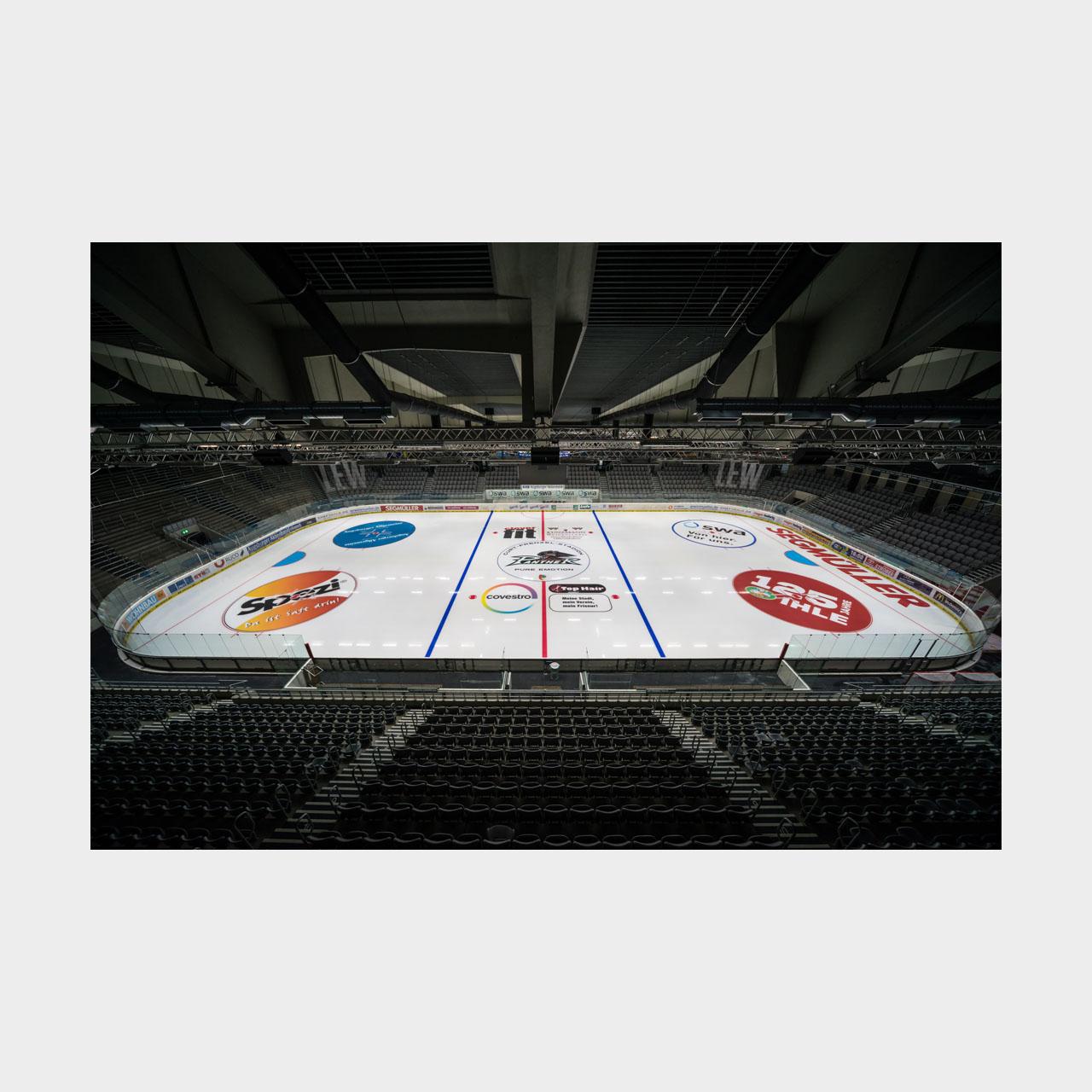 Architekturfotografie Curt Frenzel Stadion Augsburg