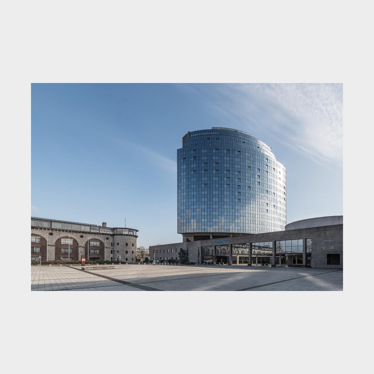 Architekturfotografie Hotel Maritim Ulm