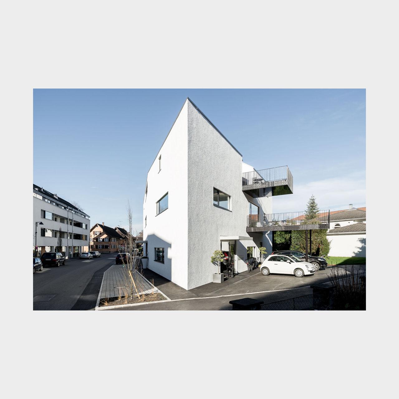 Architekturfotografie Zahnarztpraxis Hard