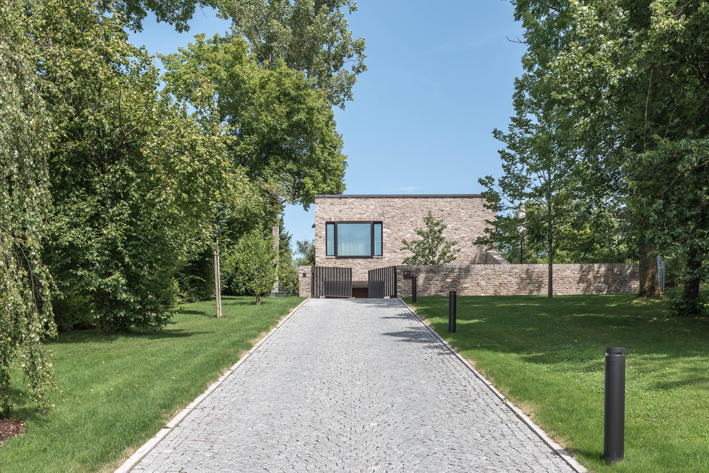 Architekturfotografie Einfamilienhaus Sigmaringen