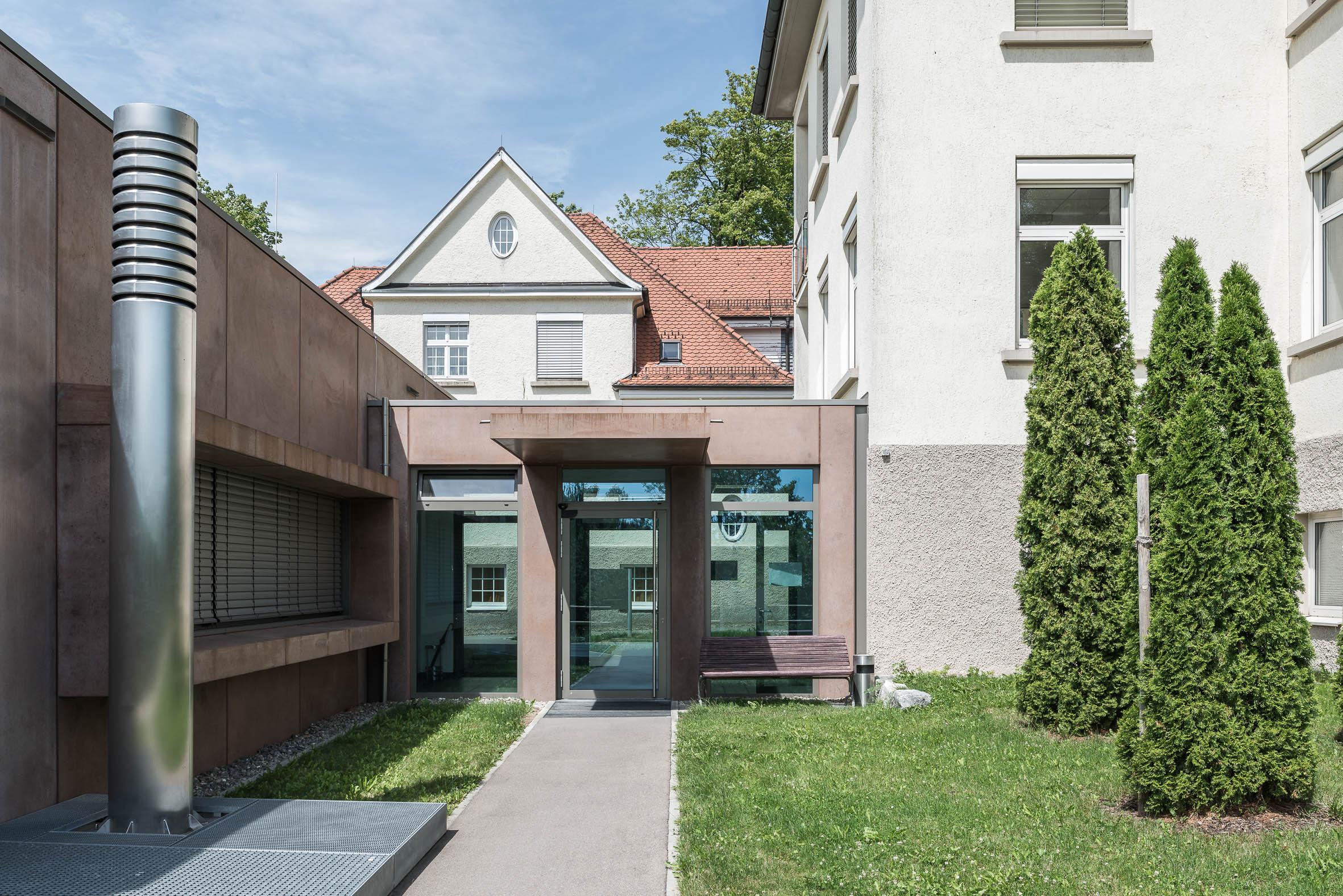 Architekturfotografie Bad Saulgau Ärztehaus