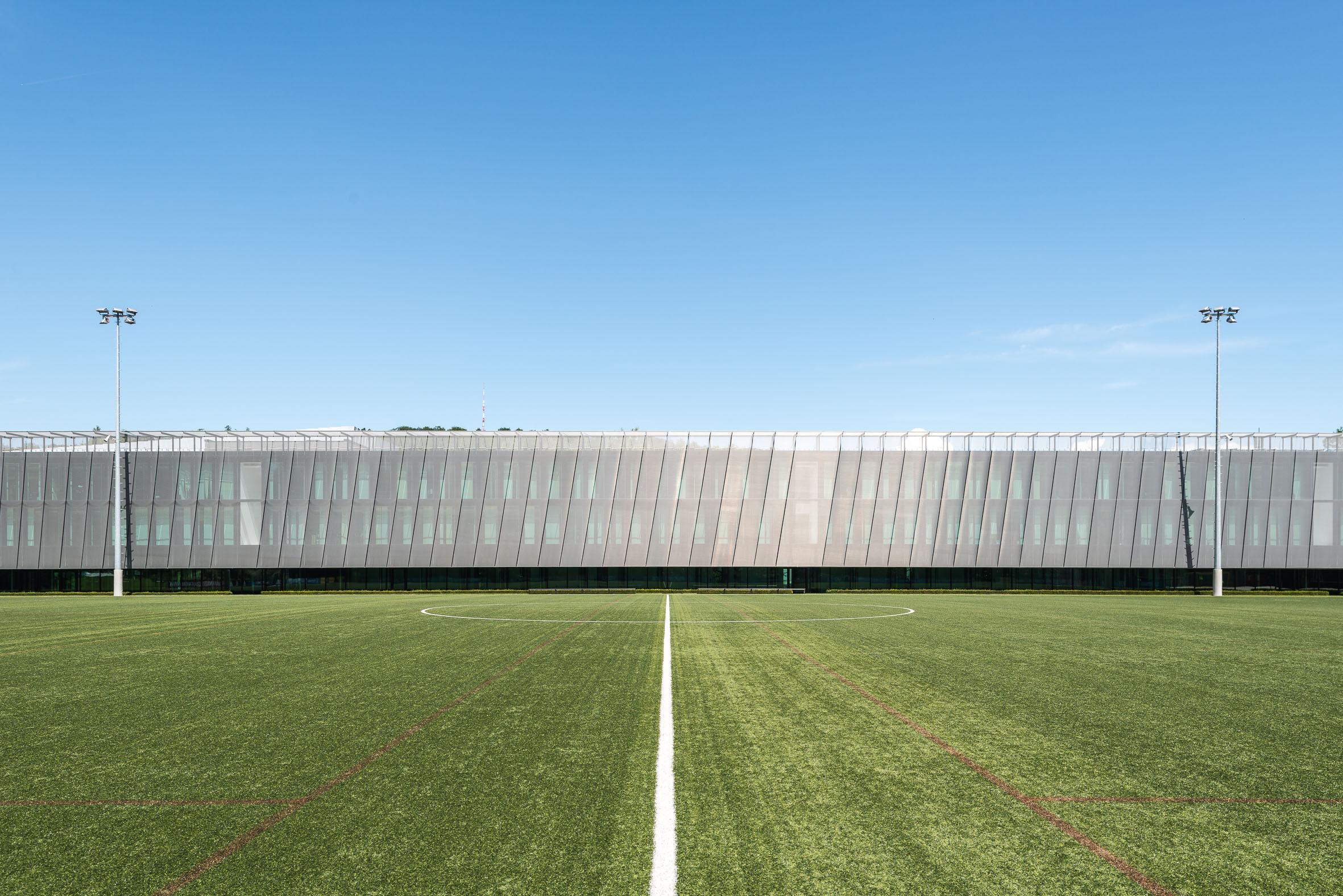 Architekturfotografie FIFA Headquarter Zürich