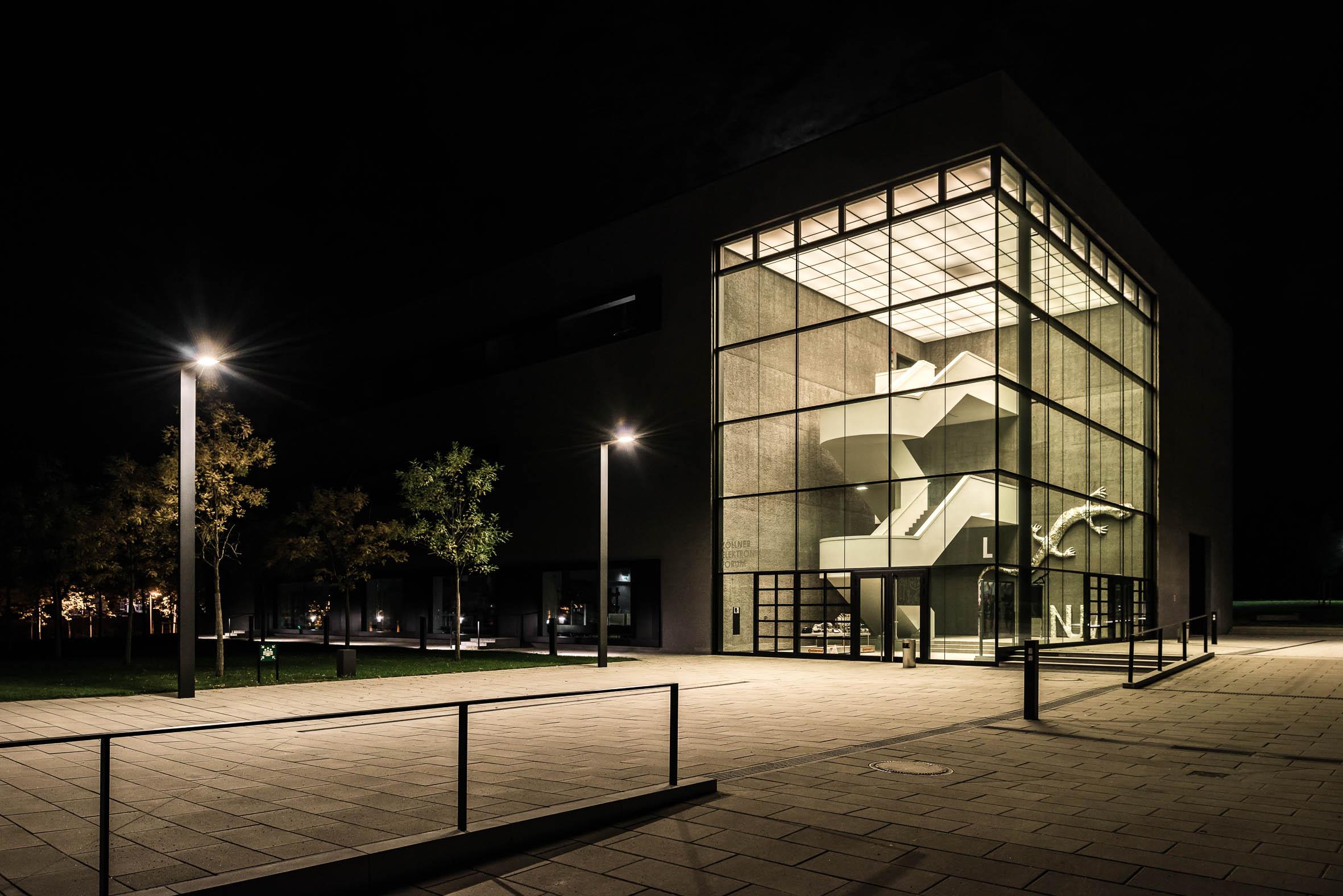 Architekturfotografie Hochschule Deggendorf