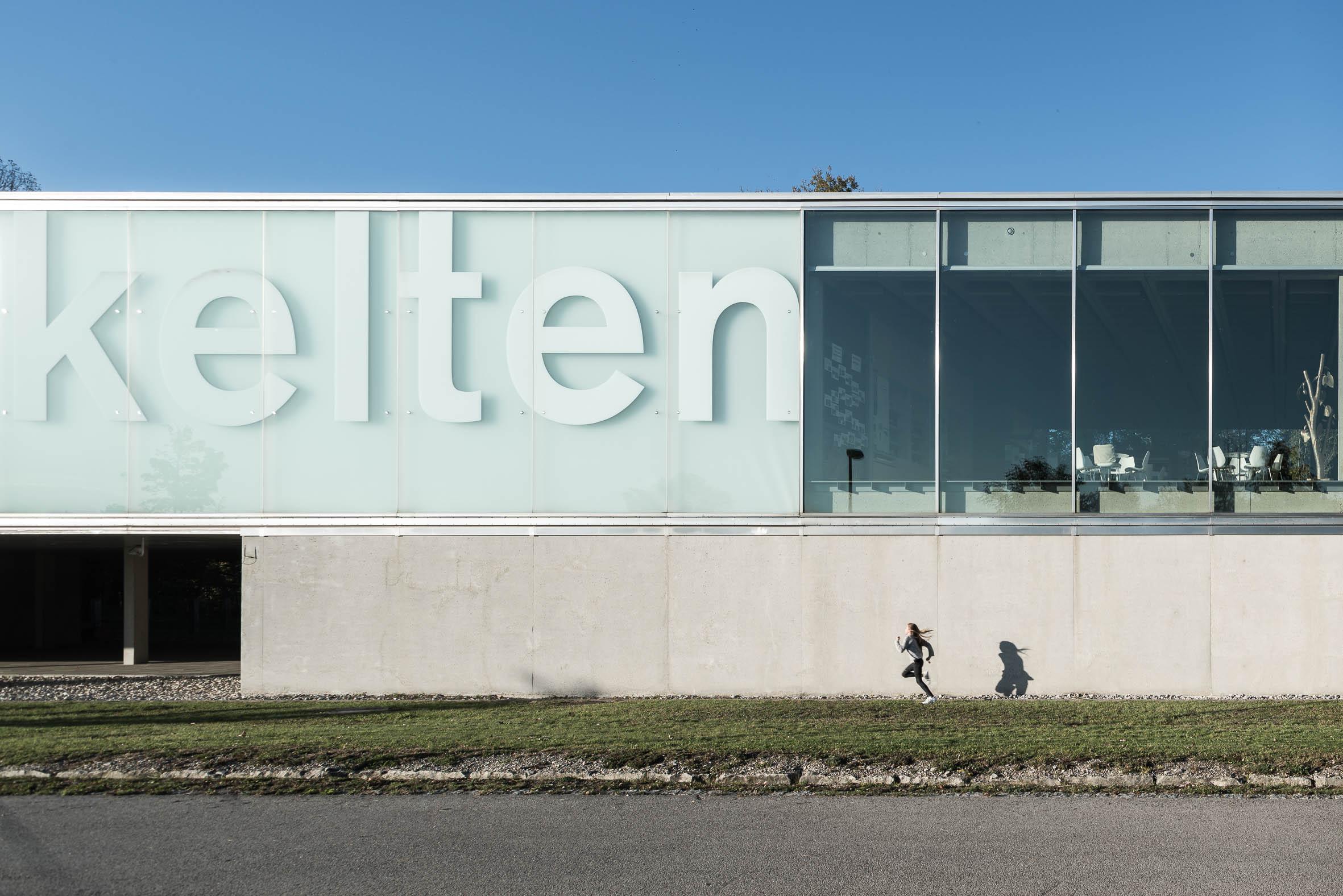 Architekturfotografie Manching Römer und Kelten Museeum
