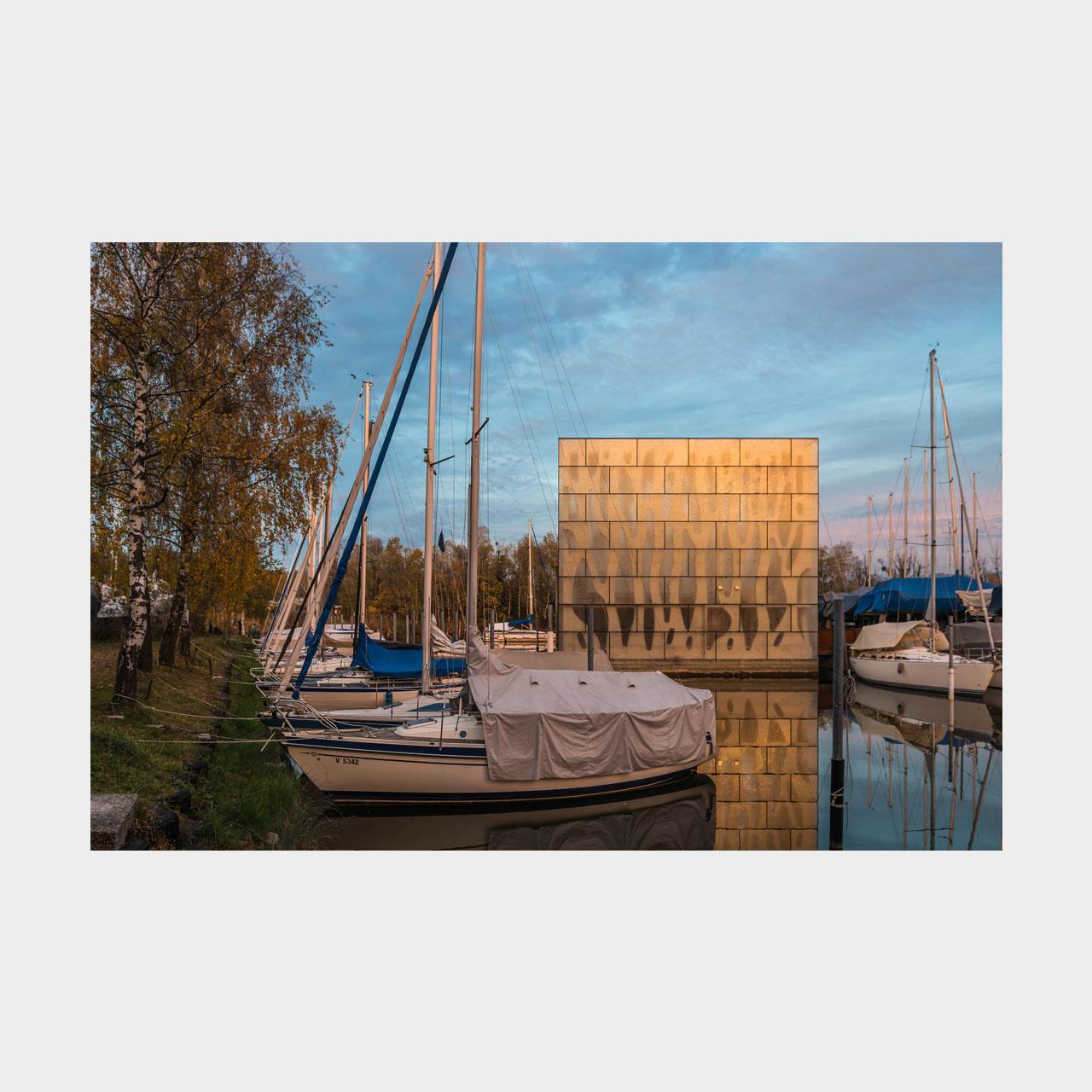 Architekturfotografie Fussach Hafen Rohner Nordwesthaus