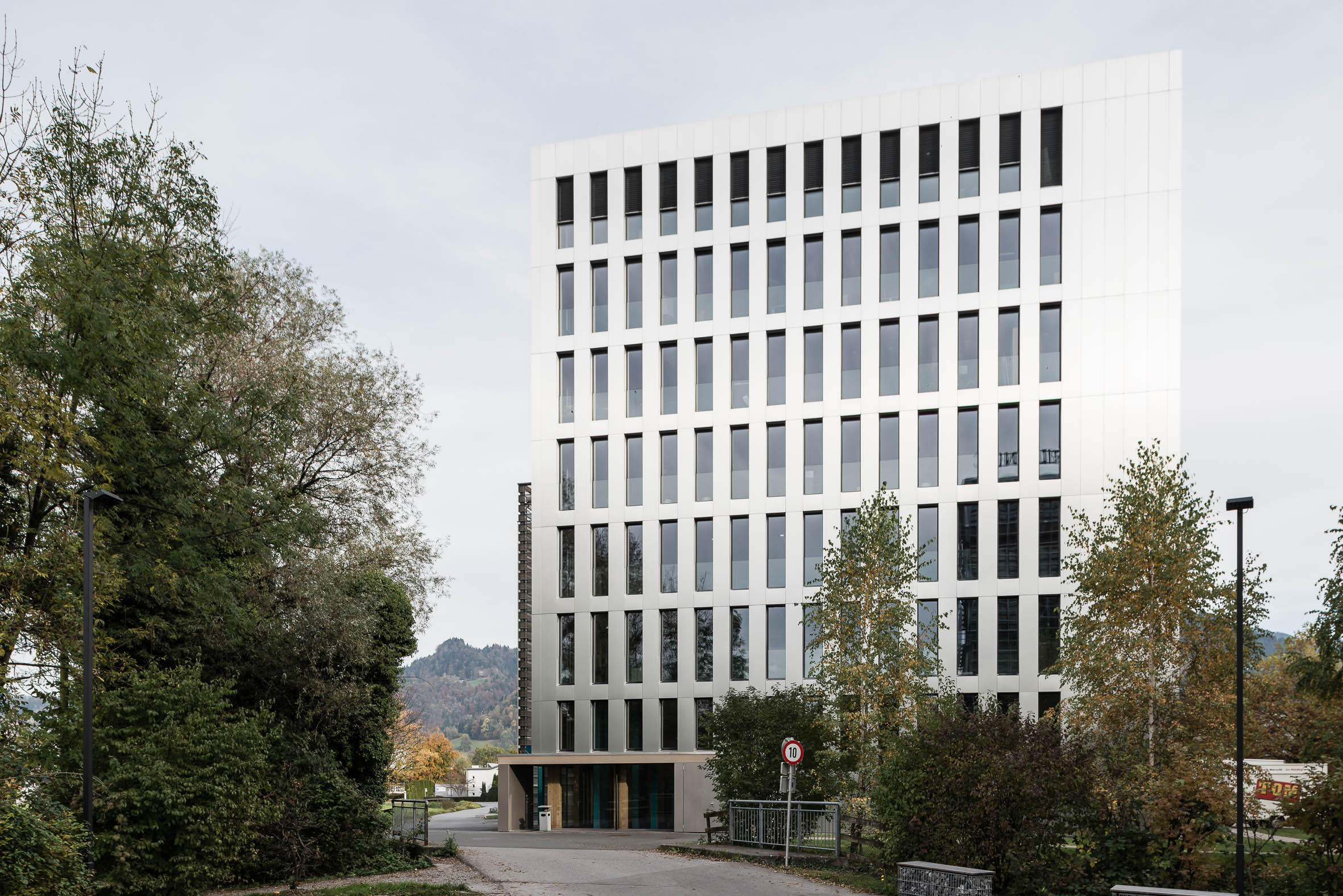 Architekturfotografie Dornbirn Lifecycle Tower One