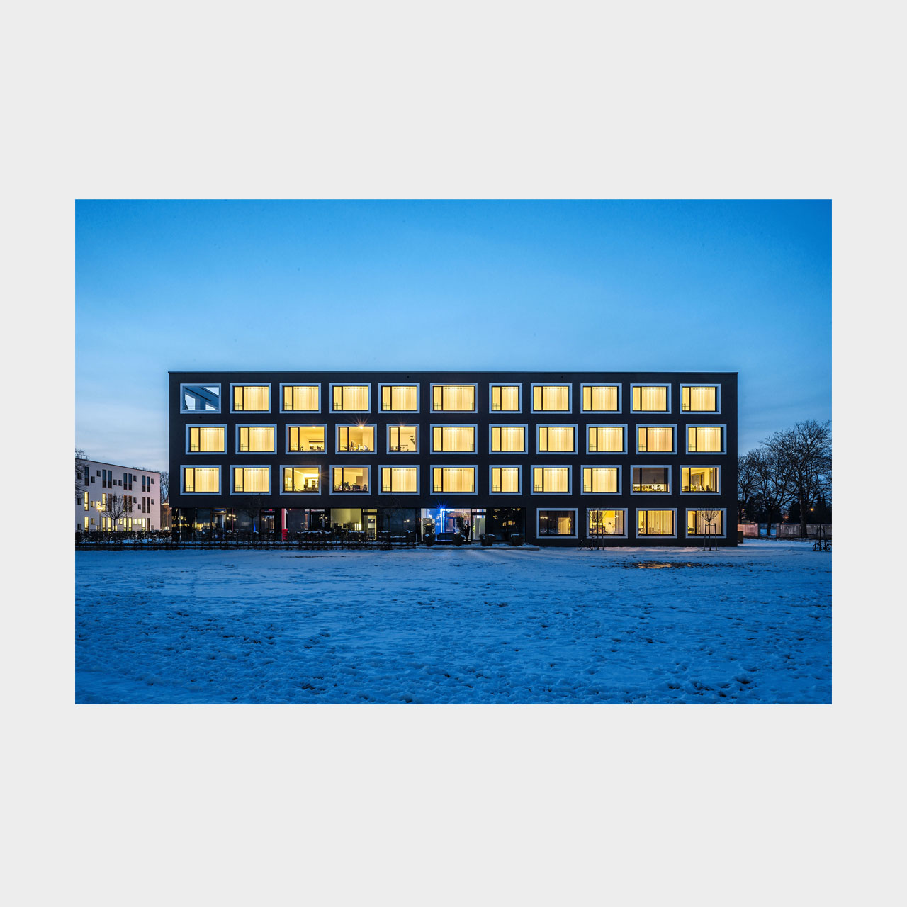 Architekturfotografie Explido Headquarter Augsburg