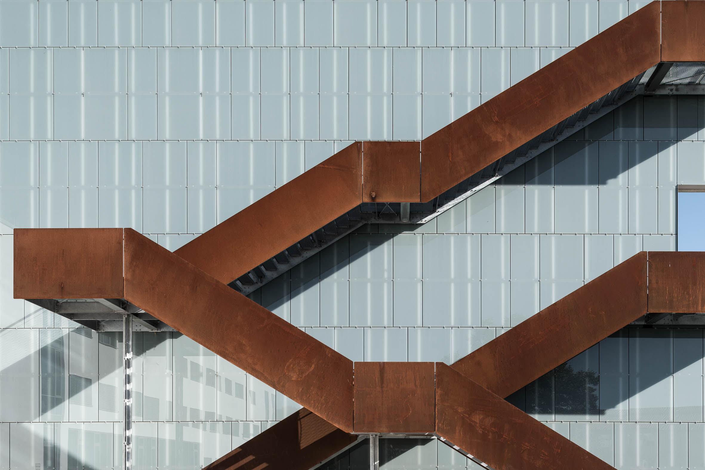 Architekturfotografie Freising Hochschule Weihenstephan