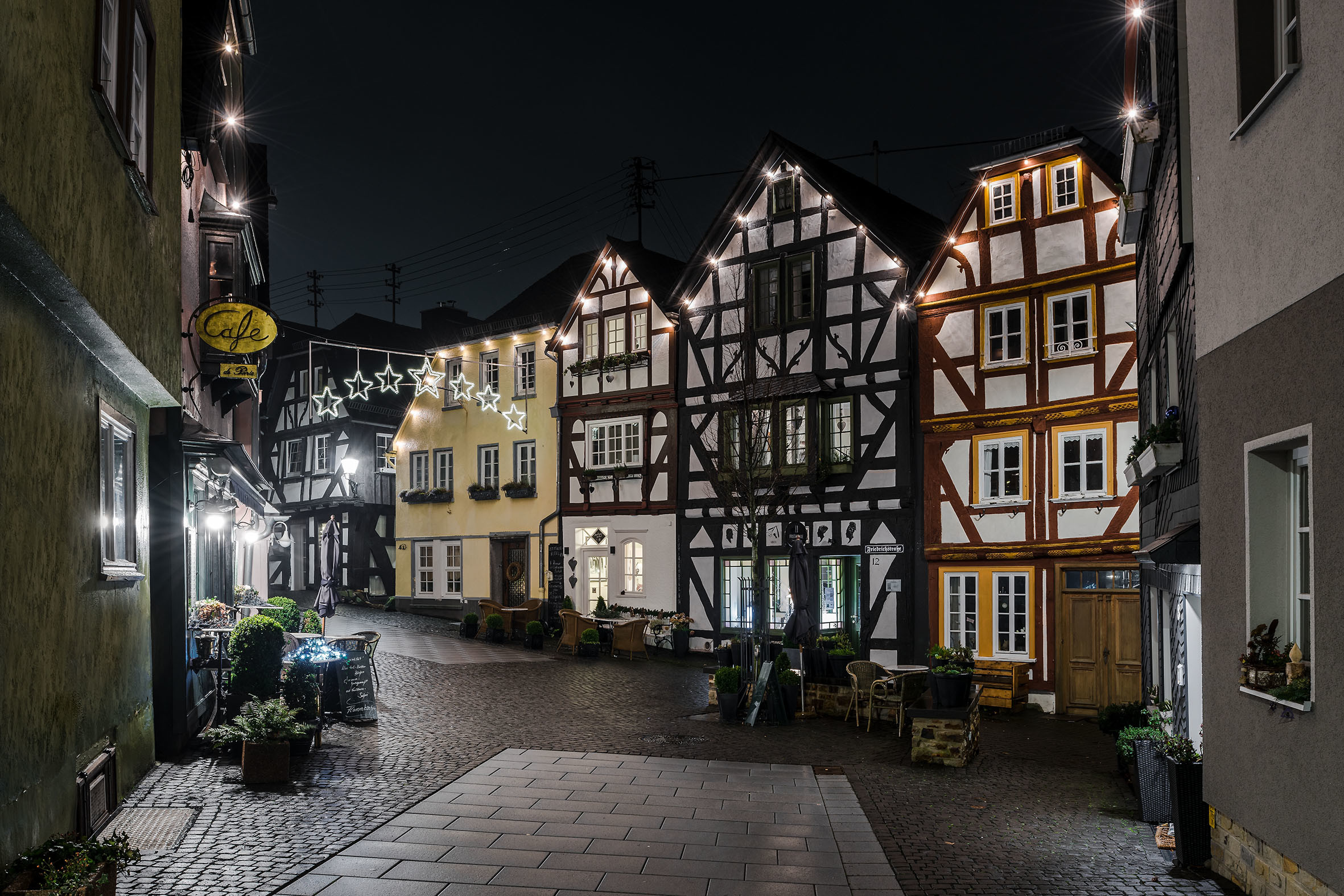 Architekturfotografie Boutique Hotel Hachenburg
