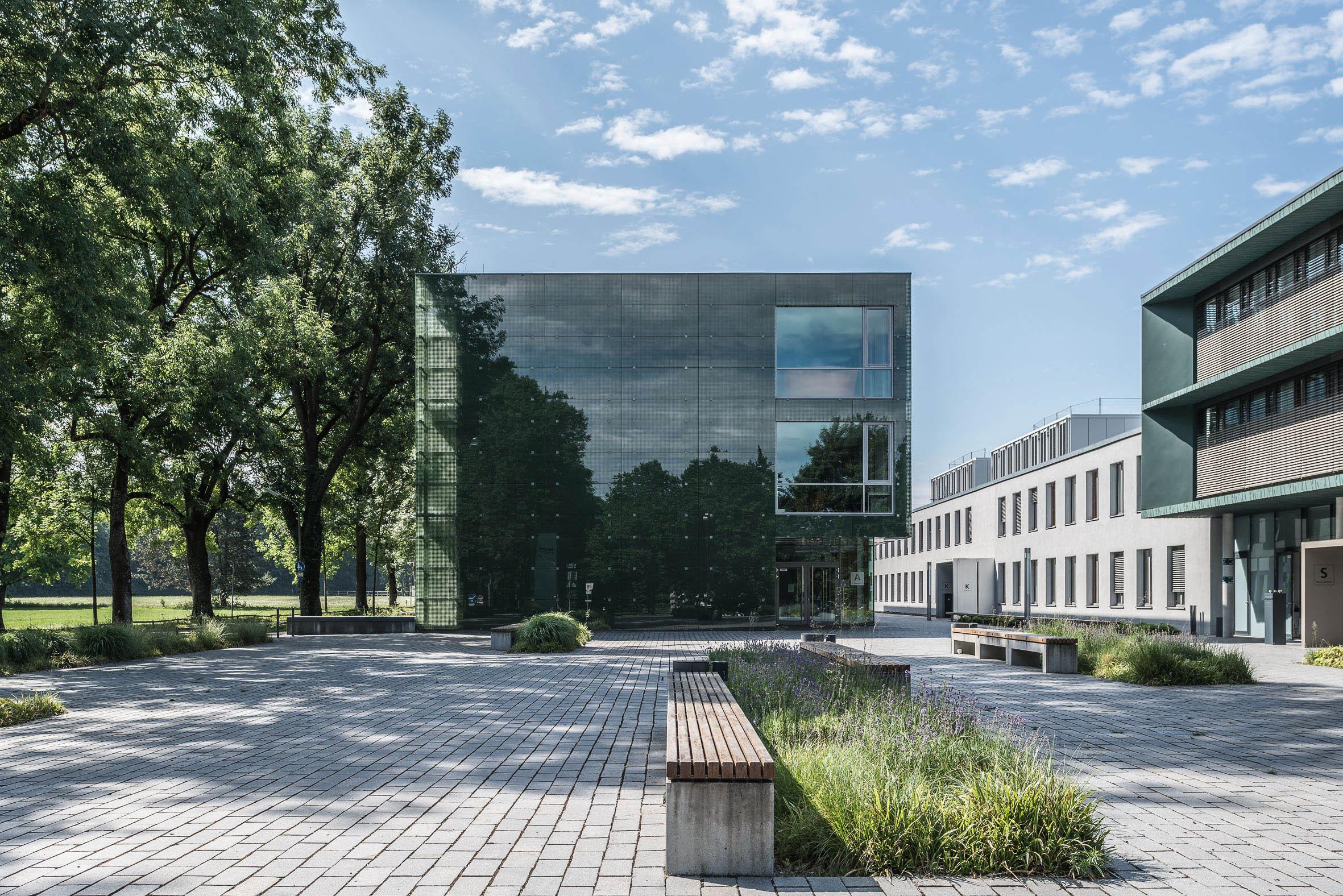Architekturfotografie Verwaltung Handwerkskammer Augsburg