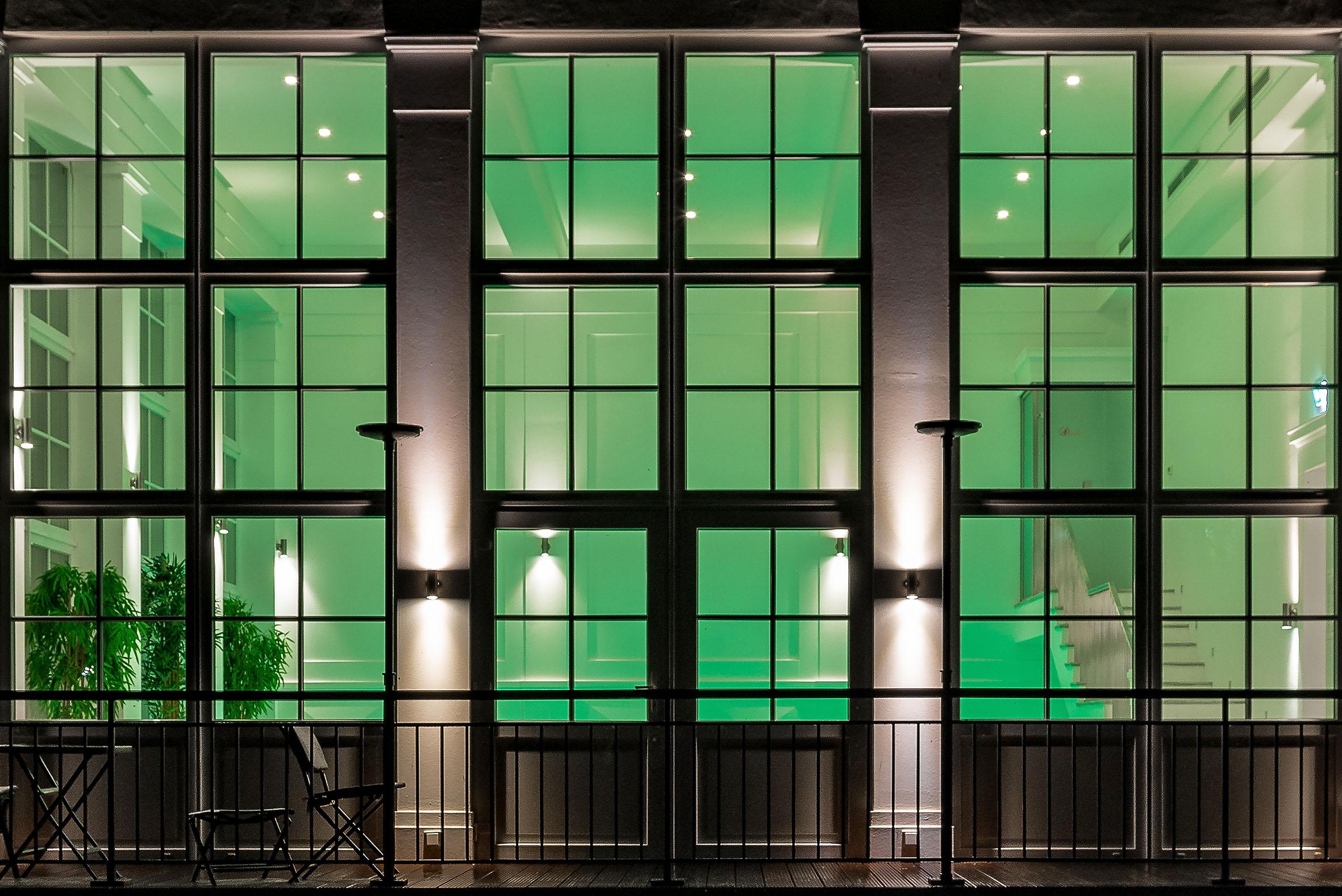 Architekturfotografie Lahntal Hotel Feudingen