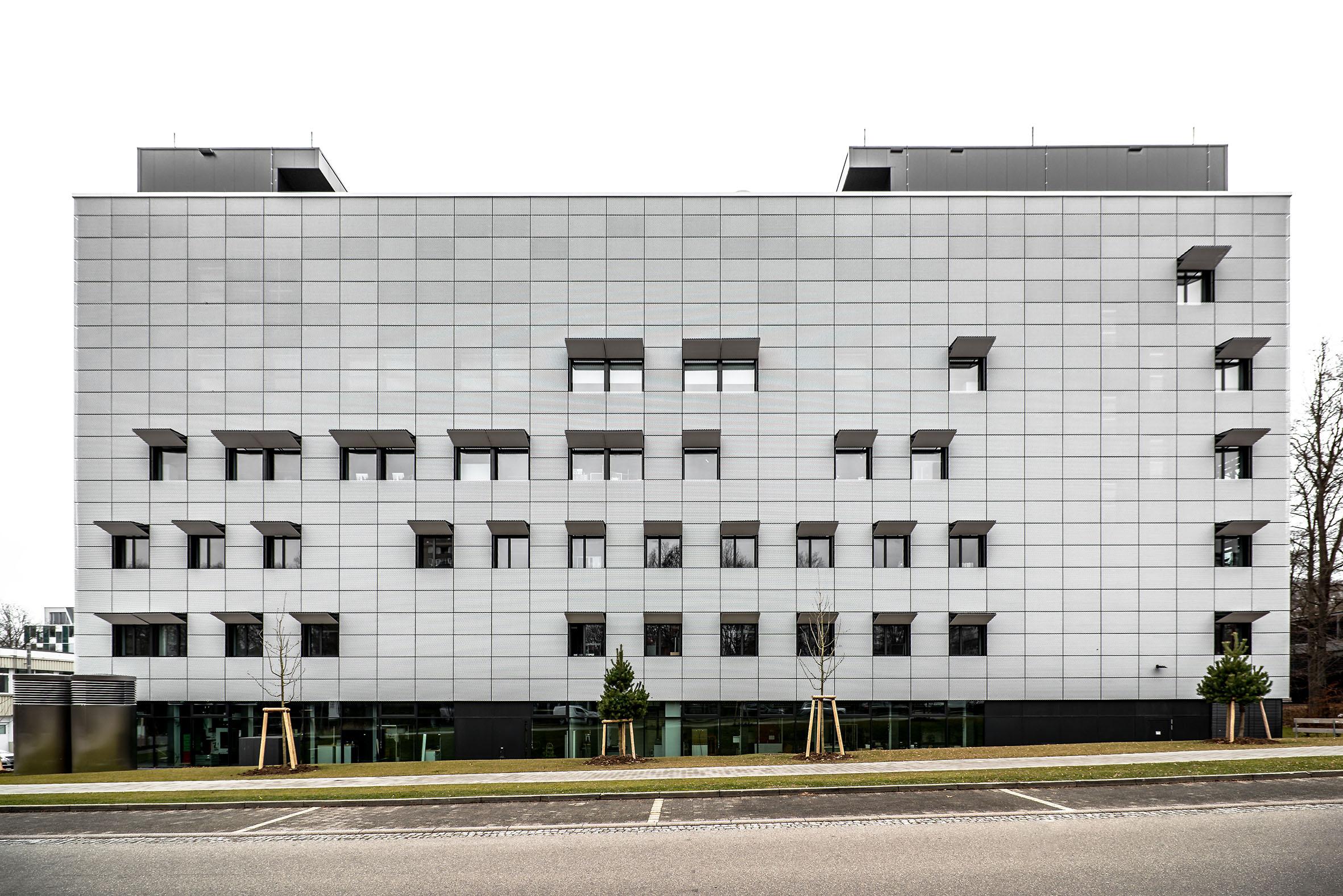 Architekturfotografie Deutsches Zentrum für Luft- und Raumfahrt Stuttgart