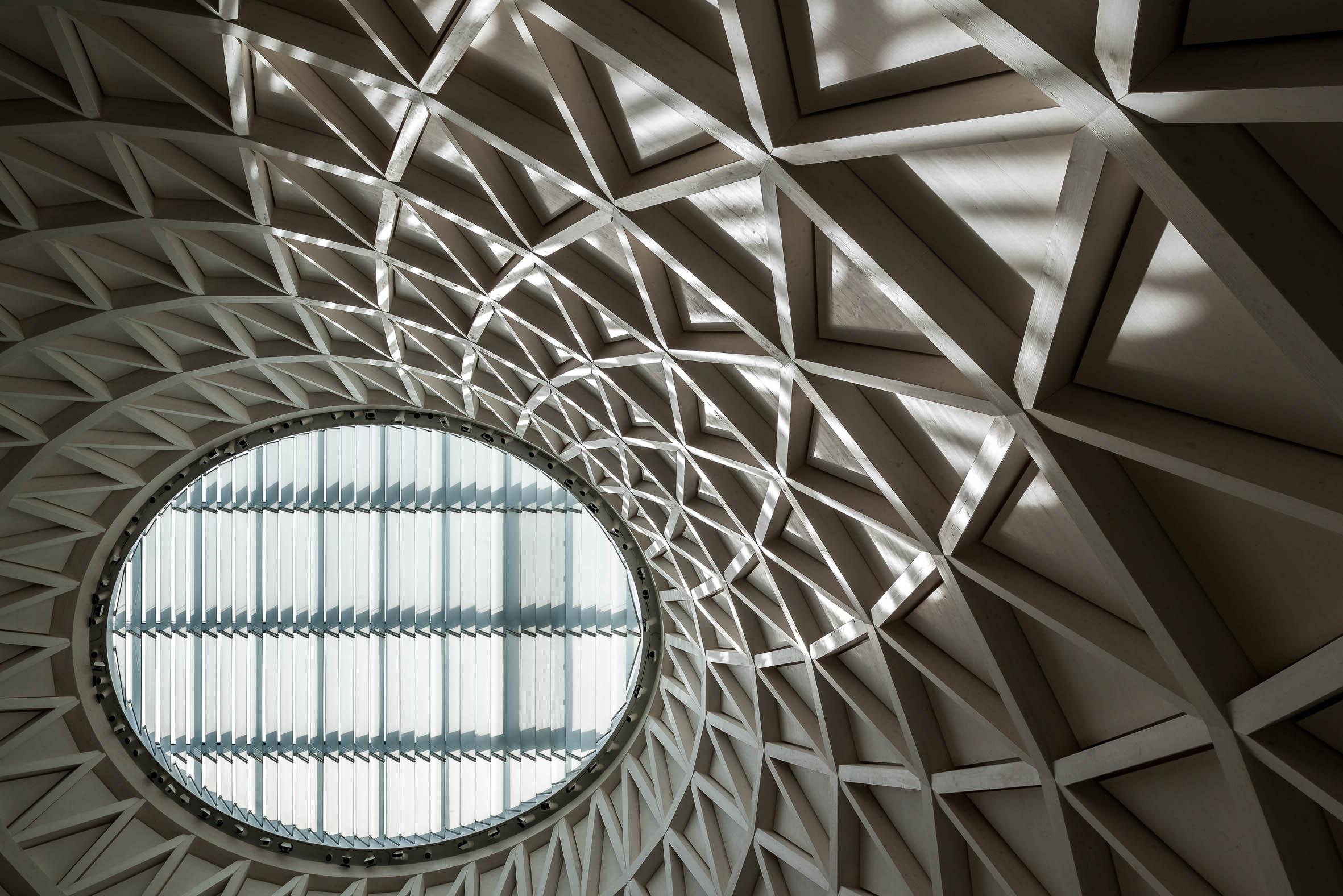 Architekturfotografie Kirche Sankt Josef Holzkirchen