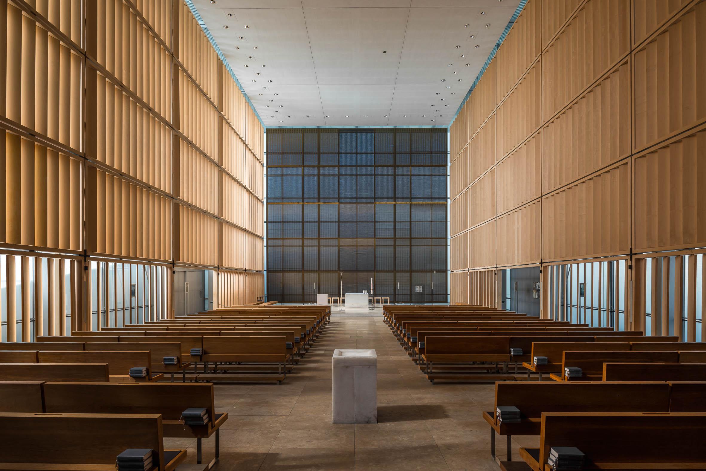 Architekturfotografie Herz-Jesu-Kirche München