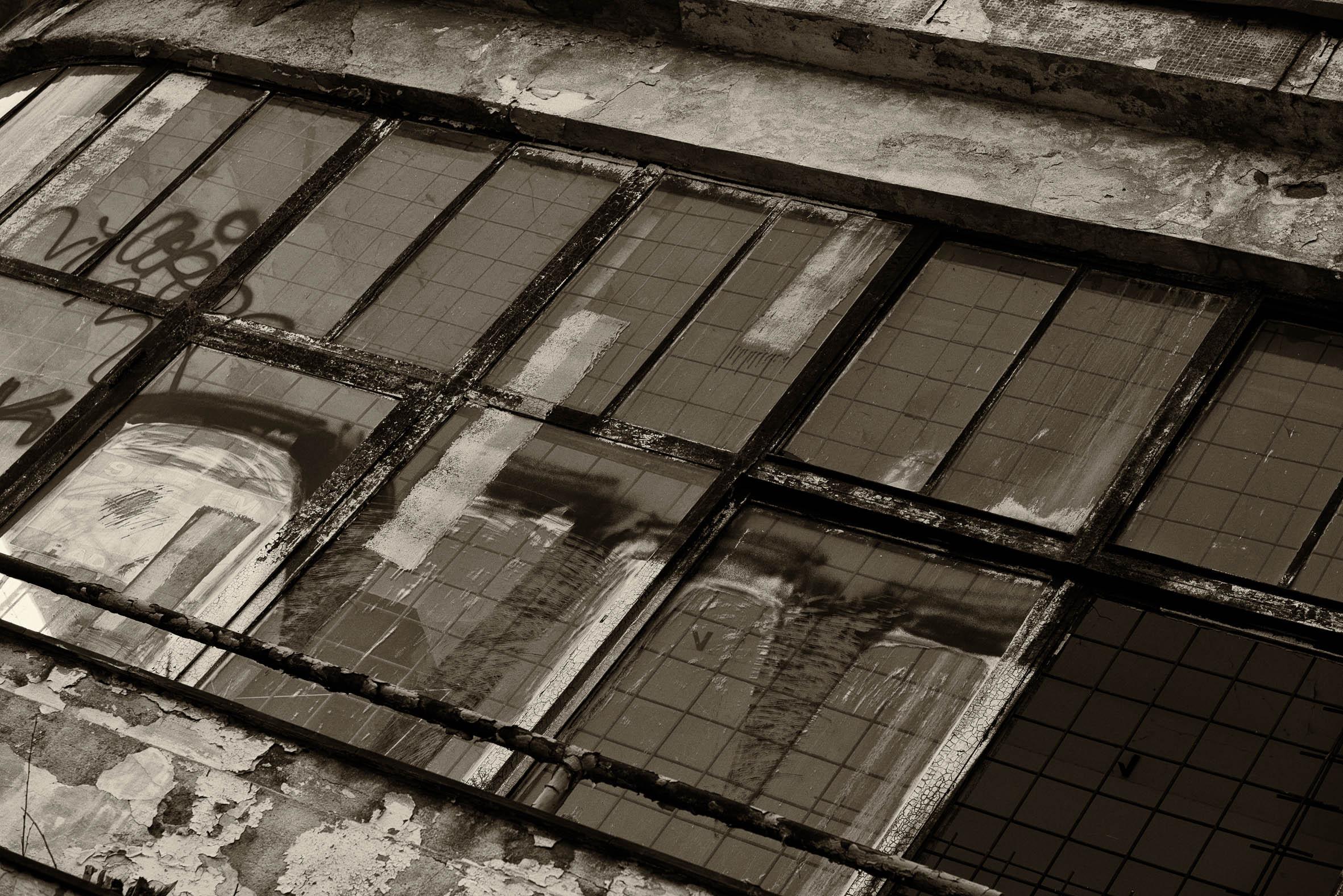 Architekturfotografie Barrandov Terrassen Prag