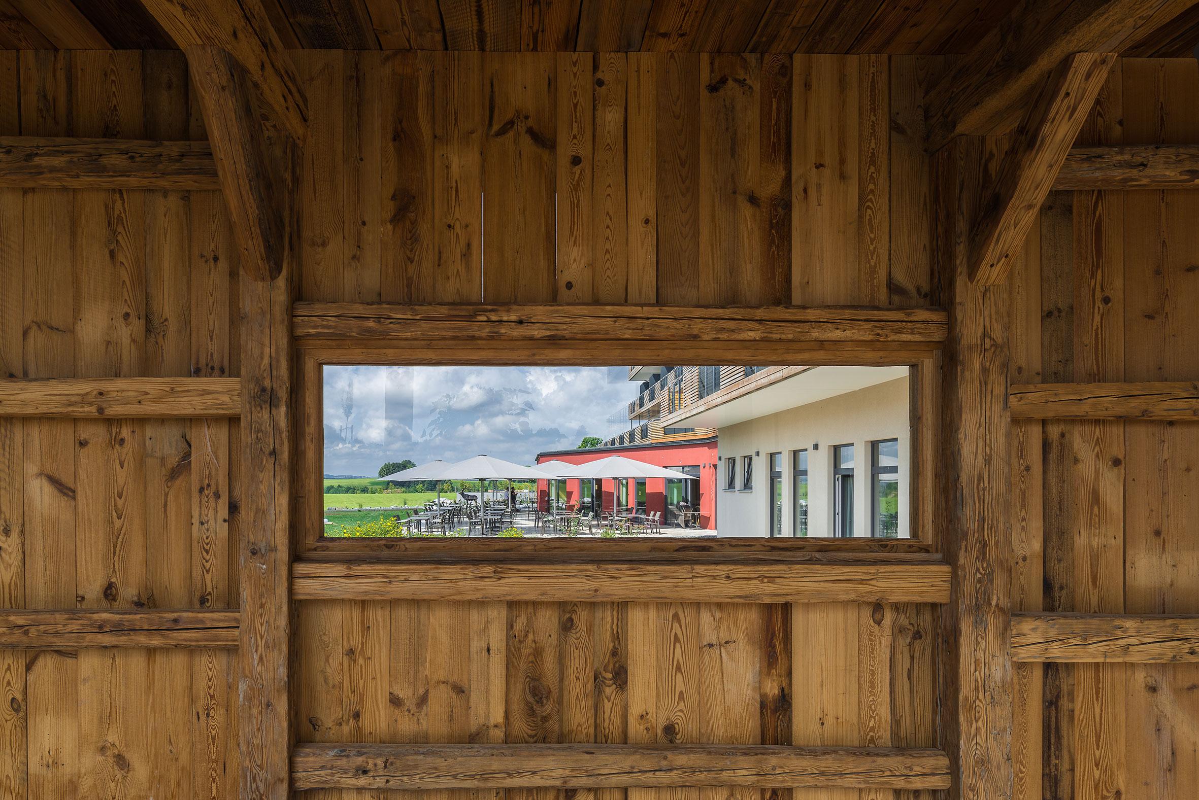 Architekturfotografie Hotel Weitblick Marktoberdorf