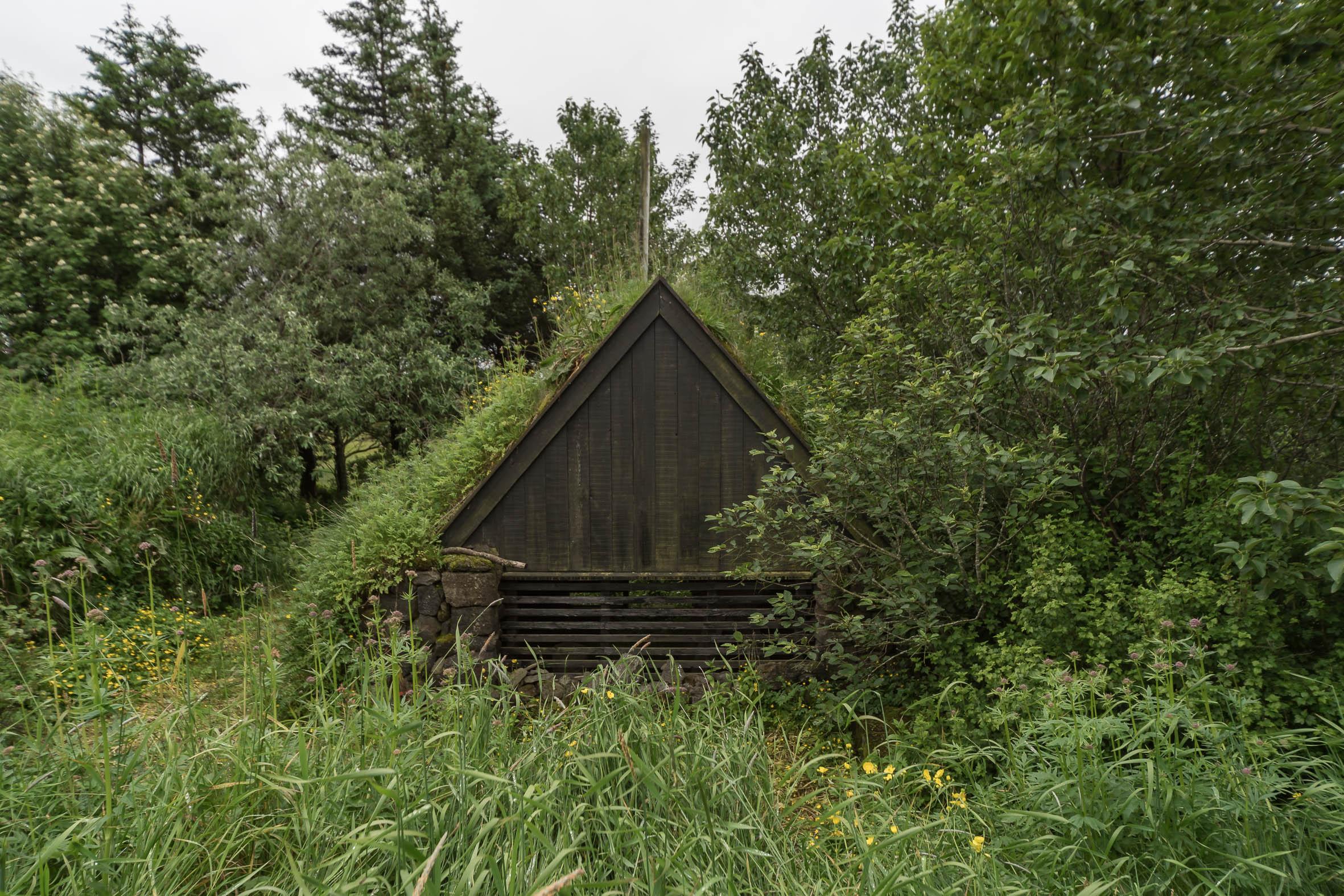 Architekturfotografie Torfhaus Austur Medalholtum