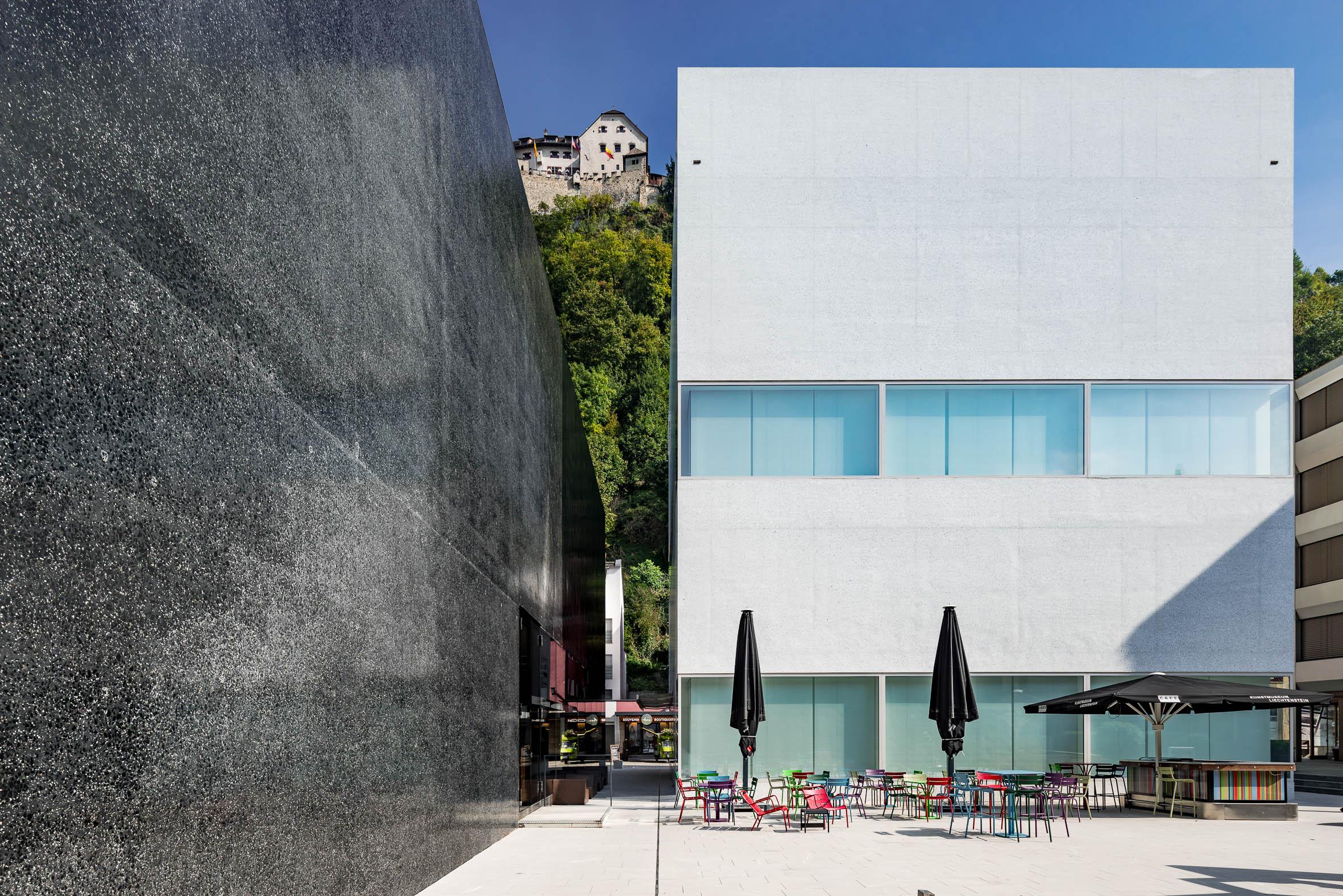 Architekturfotografie Kunstmuseeum Liechtenstein Hilti Art Foundation Vaduz