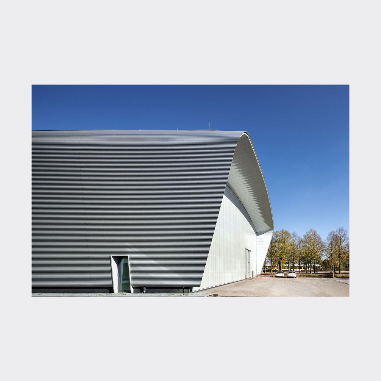 Architekturfotografie Fraunhofer IGCV Augsburg