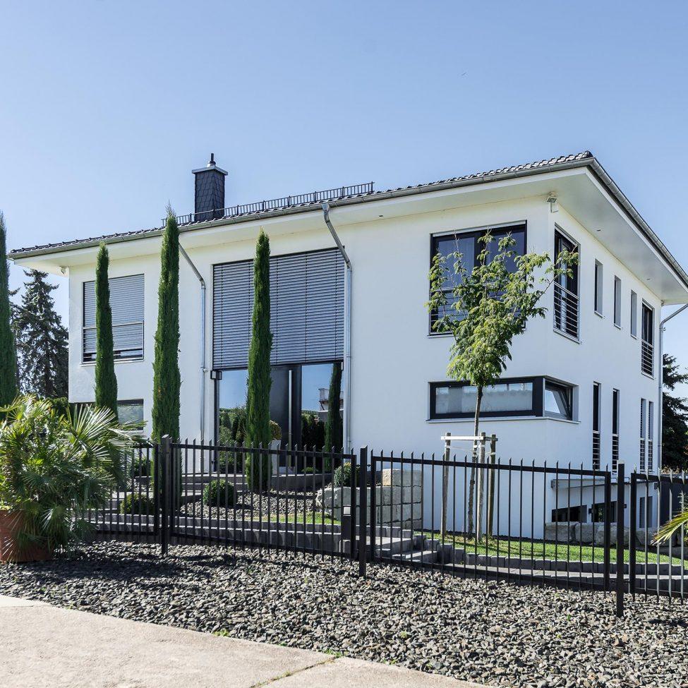 Architekturfotografie Haus J Bad Kreuznach