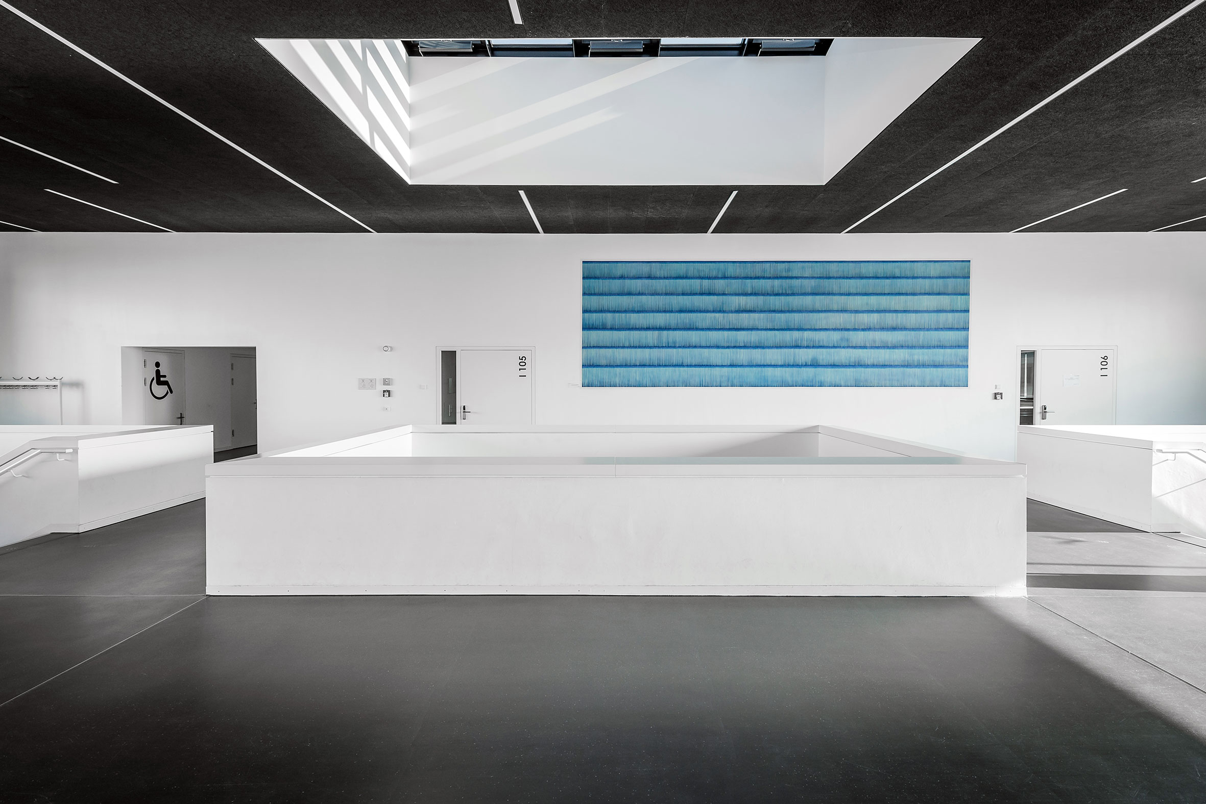 Architekturfotografie Fachhochschule Deggendorf