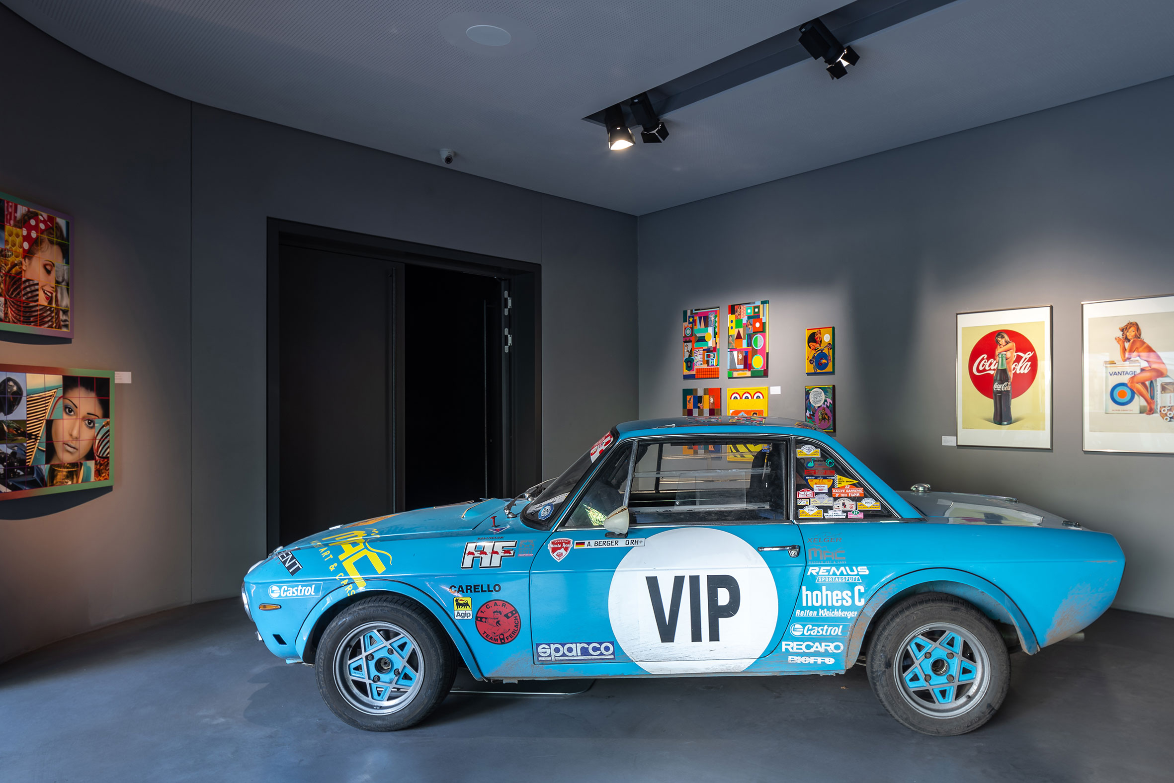 Architekturfotografie Museum Art & Cars MAC 1 Singen