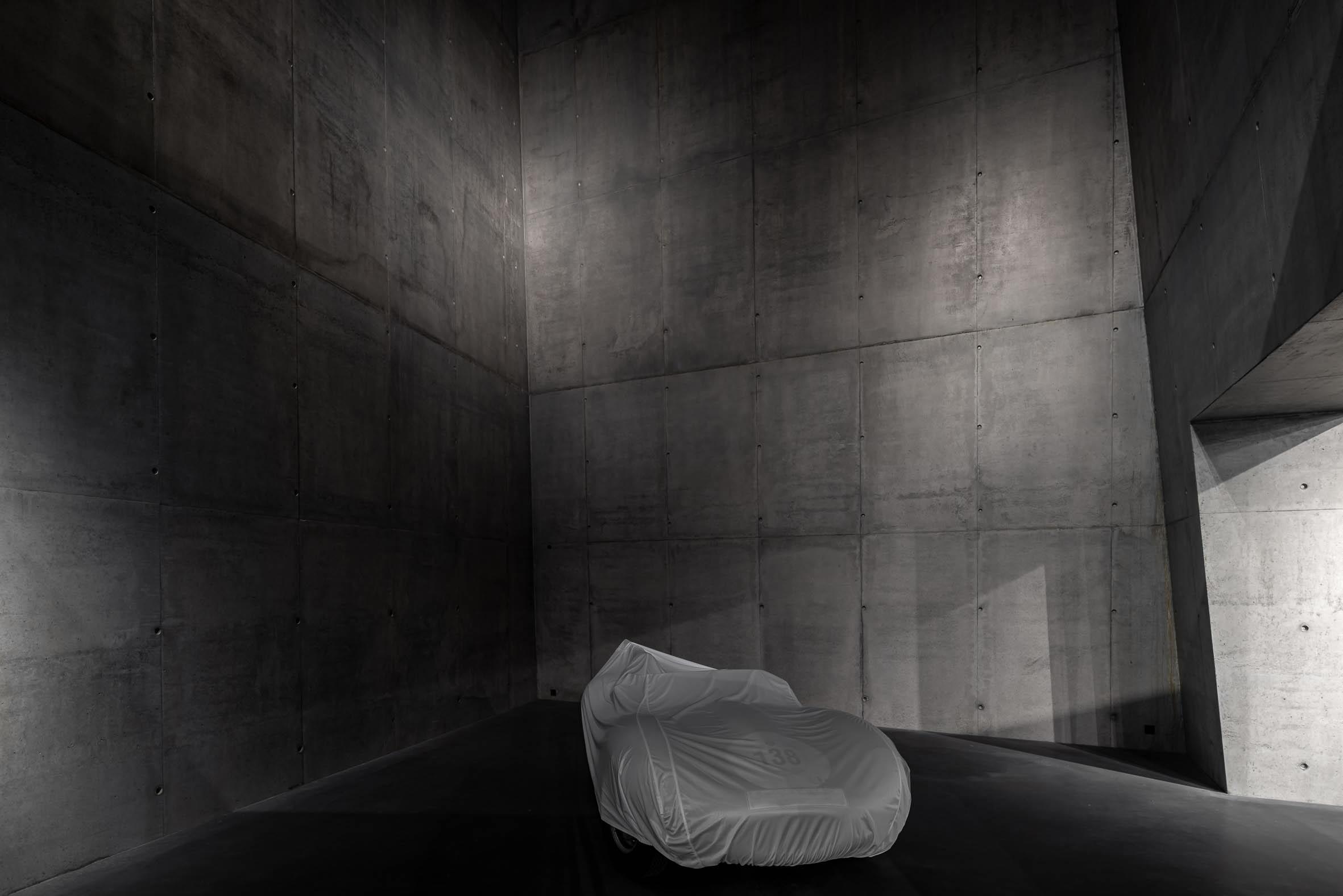 Architekturfotografie Museum MAC Art Cars Singen. Foto: Gerd Schaller / BAUWERK PERSPEKTIVEN