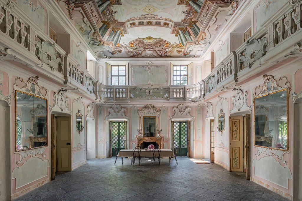 Architekturfotografie Palazzo Salis Chiavenna | Gerd Schaller | BAUWERK PERSPEKTIVEN