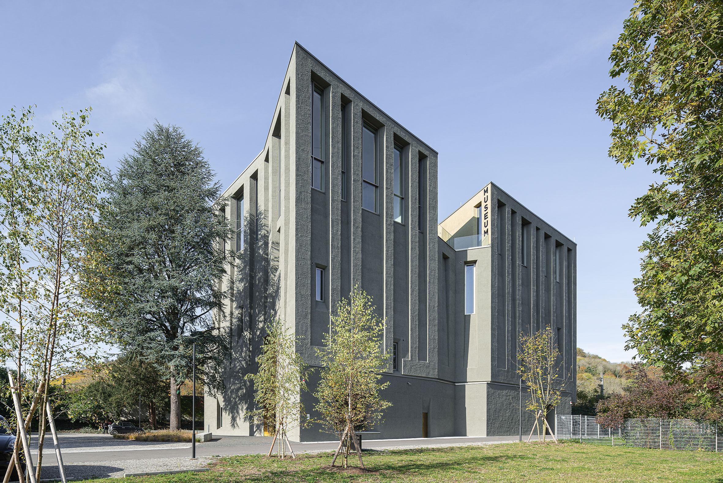 Architekturfotografie Museum Art & Cars MAC II Singen | Gerd Schaller | BAUWERK PERSPEKTIVEN