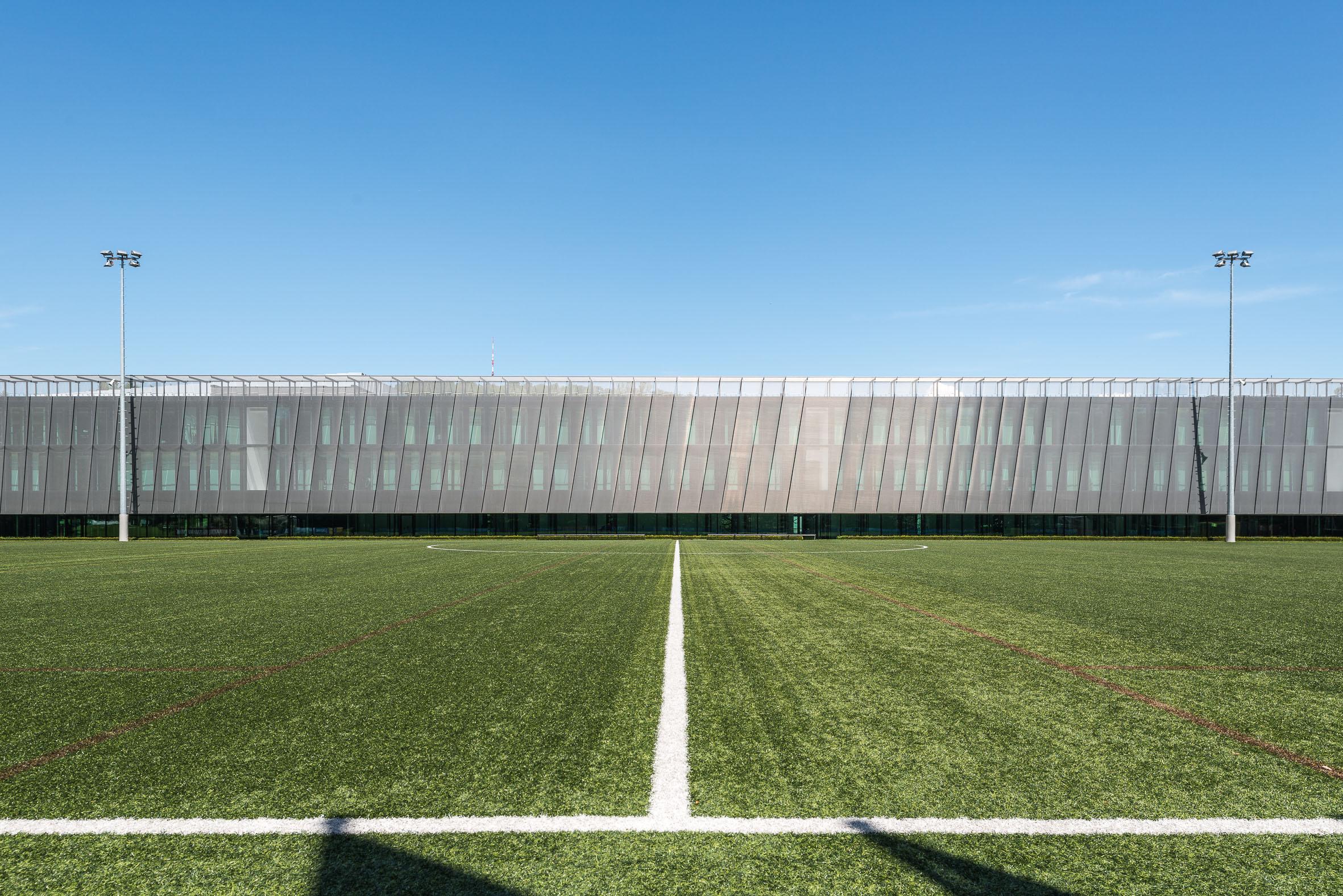 Architekturfotografie FIFA Headquarter Zürich   Gerd Schaller   BAUWERK PERSPEKTIVEN