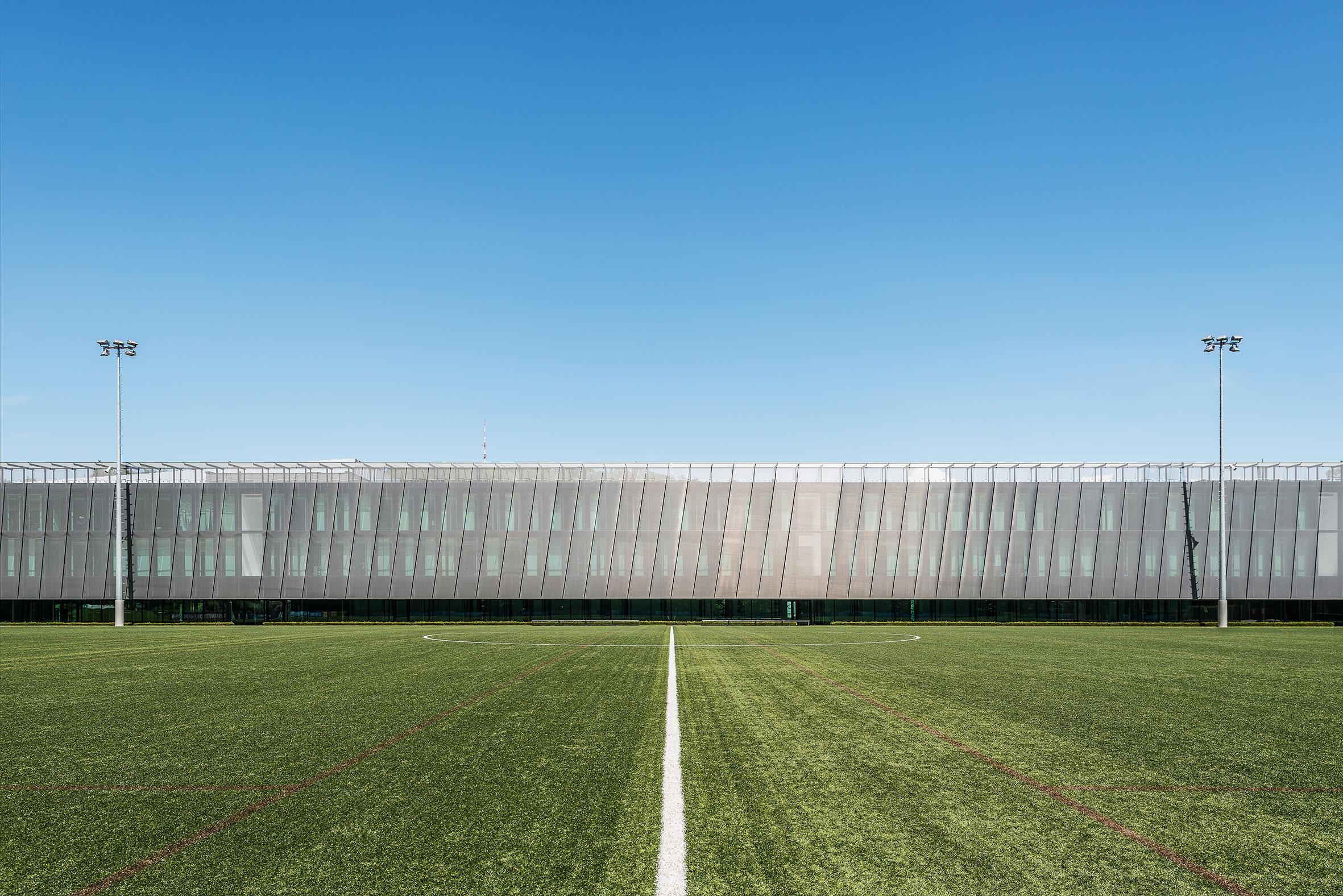 Architekturfotografie FIFA Headquarter Zürich | Gerd Schaller | BAUWERK PERSPEKTIVEN